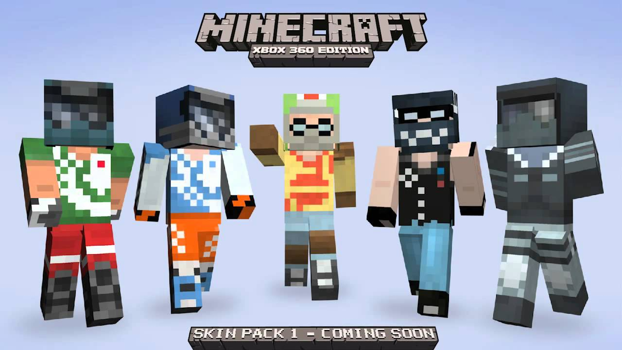 Minecraft is better with Xbox Live