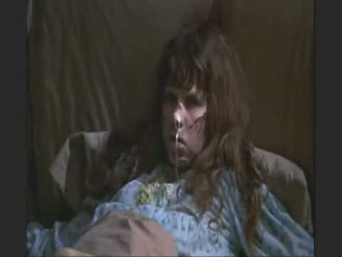 The Exorcist: Scenes with Linda Blair and Mercedes McCambridge's voice as the demon