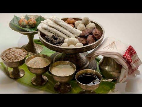 How to make Pitha,Till Pitha & Narikol Pitha.....