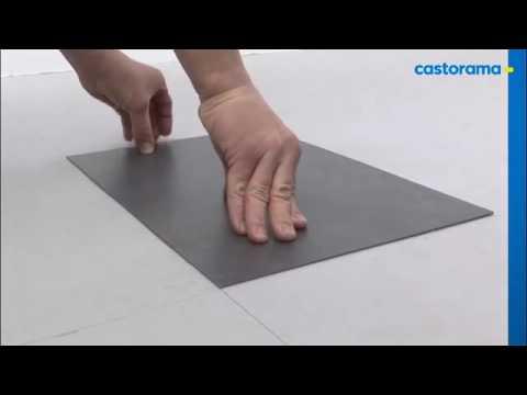 Comment d coller enlever une dalle en pvc du lino doovi - Comment decoller une moquette au sol ...