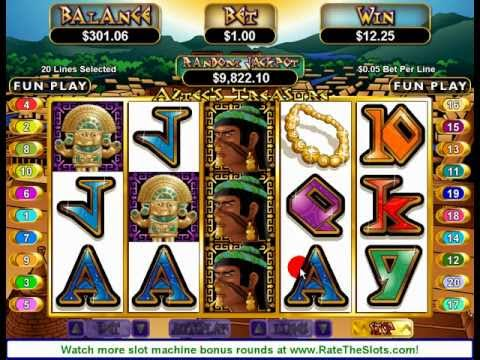 Spiele Aztec Treasure - Video Slots Online