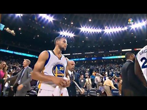 Warriors 2016-17: Game 7 VS Pelicans