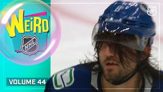 Weirdness in the Bubble! | Weird NHL Vol. 44