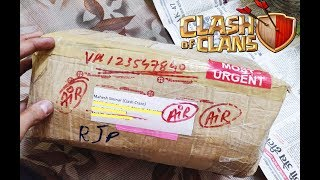 SURPRISE GIFT FROM SUPERCELL !! CLASH OF CLANS INDIA