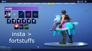 "*NEW* ""YEE-HAW"" SKIN + ""CRAZY FEET"" EMOTE 