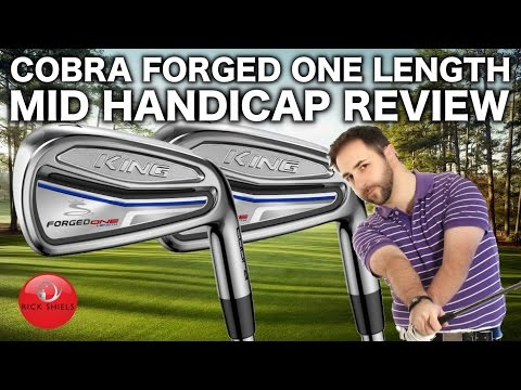 COBRA FORGED ONE LENGTH IRONS MID HANDICAPPER REVIEW