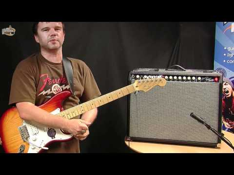 Fender Supersonic Twin Combo - Damon From Fender UK @ PMT