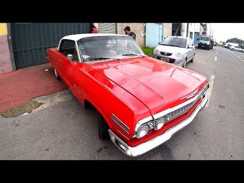 Andei de Impala V8! ft. Barba ‹ Getaway Driver ›