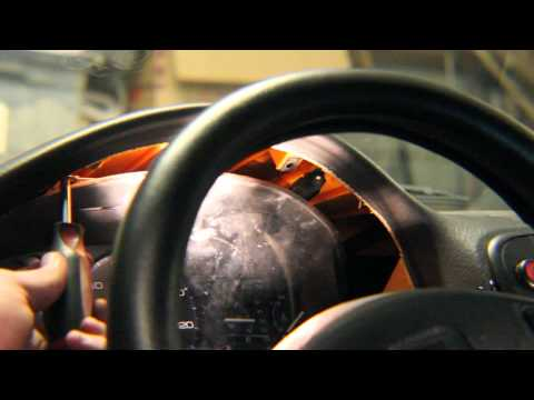 How to Remove Your Instrument Cluster Speedometer