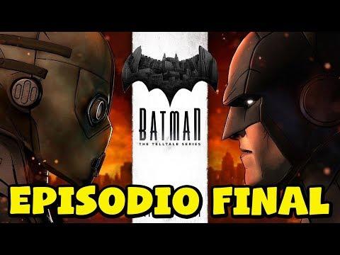 Batman Telltale Games - Temporada 1 Episodio 5 Ciudad de la Luz  - Final de Temporada Español 1080p
