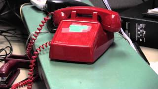 MISSION MOMENT: The Red Phone