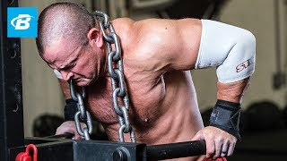 Dips & Push-Up Progression for a Bigger Chest | Mark Bell
