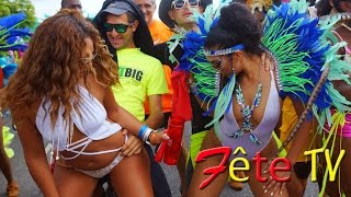 Beautiful People Having Fun @ Bacchanal Jamaica Carnival 2015 (1)
