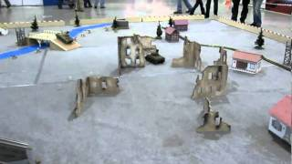 Радиоуправляемые танки(Moscow Hobby Expo - 2011., 2011-03-27T15:08:19.000Z)