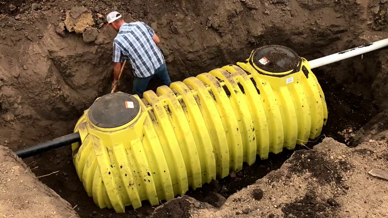 diy septic system: inspection passed! how to backfill correctly pt 3