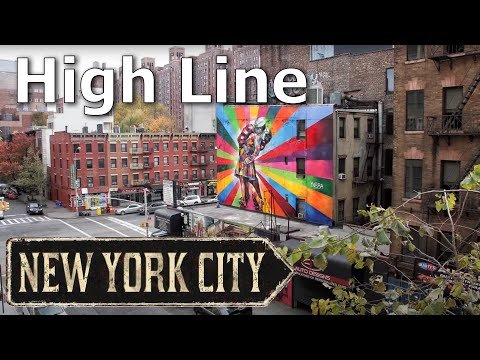 The High Line from YouTube · Duration:  2 minutes 43 seconds