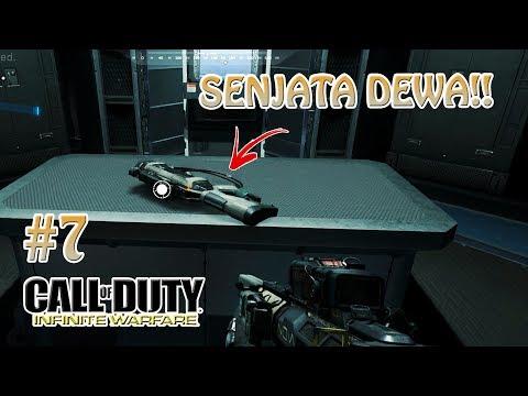 AMBIL PROTOTYPE SENJATA PEMUSNAH !!! #7 - Call of Duty Infinite Warfare Indonesia