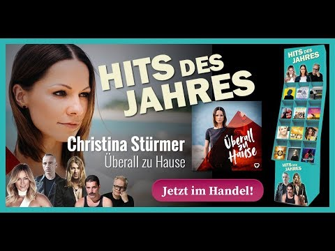 Christina Stürmer überall Zu Hause Hits Des Jahres 2018 Youtube