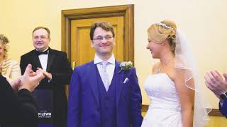 Tanya Alex Wedding  2 mins