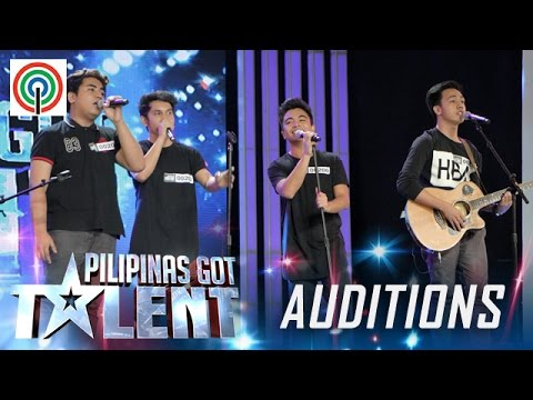 Pilipinas Got Talent Season 5 Auditions: Next Option – Boy Band