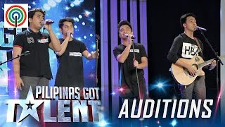 Pilipinas Got Talent Season 5 Auditions: Next Option - Boy Band
