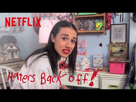 Haters Back Off | Miranda Sings House Tour | Netflix