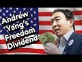 """Andrew Yang and the """"Freedom Dividend"""" (Universal Basic Income)"""