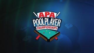 2018 APA 9-Ball Shootout Finals - Green Tier - Roger Ledford vs. Randy Archuletta
