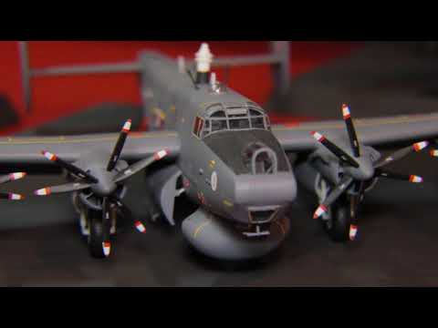 Airfix | Kits on display at Telford 2017