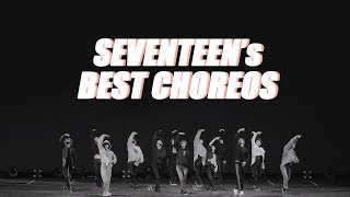 SEVENTEEN'S BEST CHOREOS (or my favorite parts in seventeen's choreos)