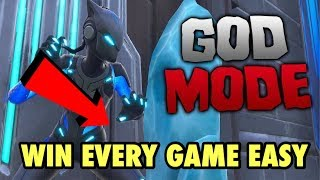 FORTNITE GODMODE GLITCH - *WIN EVERY GAME* IN FORTNITE BATTLE ROYALE SEASON X
