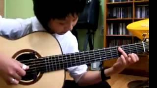 Lee Byung Woo) Bird   Sungha Jung Acoustic Tabs Guitar Pro 6