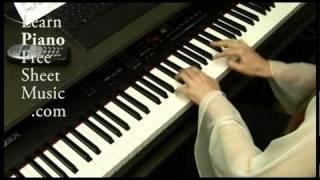 STRAUSS - Anna (Annen) Polka Piano Version
