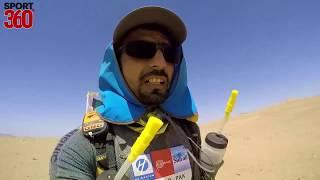 First Pakistani to run Marathon Des Sables