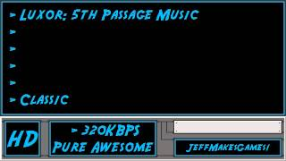 Luxor: 5th Passage Music - Classic