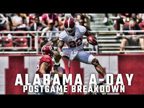 Postgame report: What we learned from Alabama's A-Day game