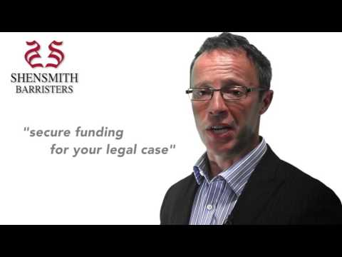 Litigation Funding Services from ShenSmith Barristers