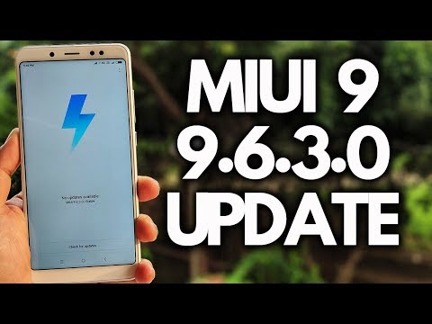 MIUI 9  9.6.3.0 Update For Redmi Note 5 Pro [Download NOW]
