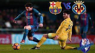 Fc barcelona vs villarreal 2018 friendship match 1-0