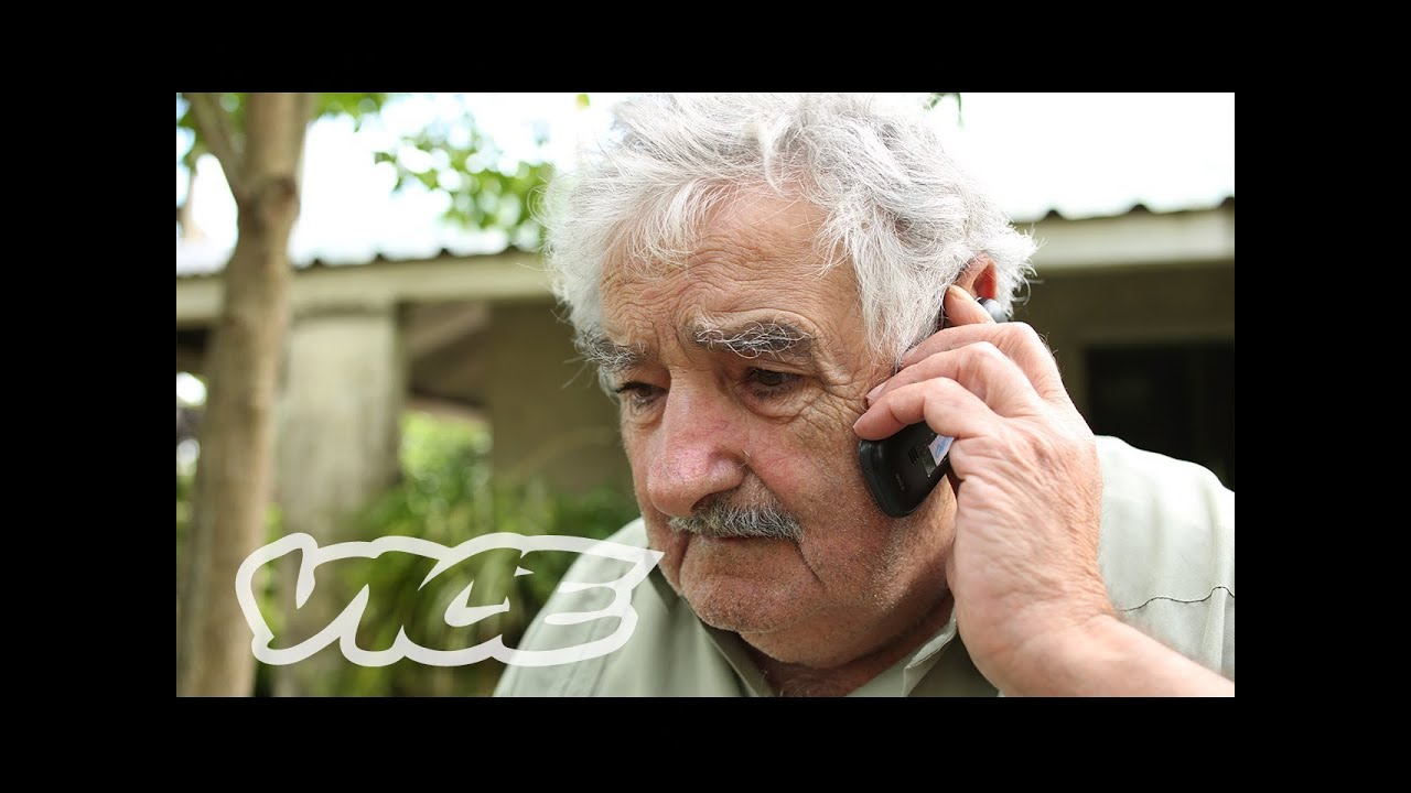 """Vice Podcast Special with José """"Pepe"""" Mujica"""