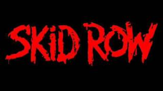 ♫ Skid Row - 18 And Life [Lyrics]