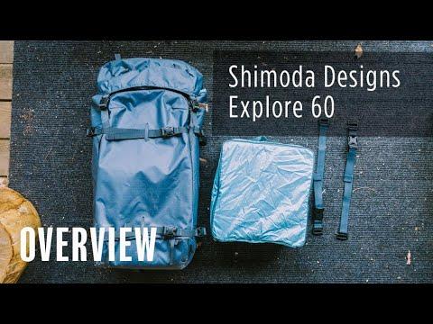 Shimoda Explore 60L