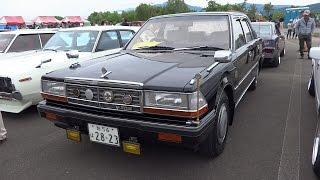 Nissan Gloria Y30 Jack Nicklaus Version 日産 グロリア Y30 ジャックニクラス バージョン 1987年式