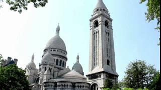Paris Sacré Coeur - Vicky Autier - Les Amants de Paris 1