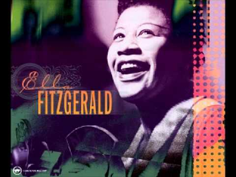 Ella Fitzgerald - My Romance (lyrics)