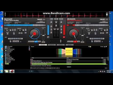 nonstop disco remix Dj REY
