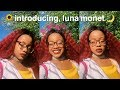 Who is Luna Monet?