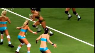 Awesome Girls Playing Sports Compilation 1080HD