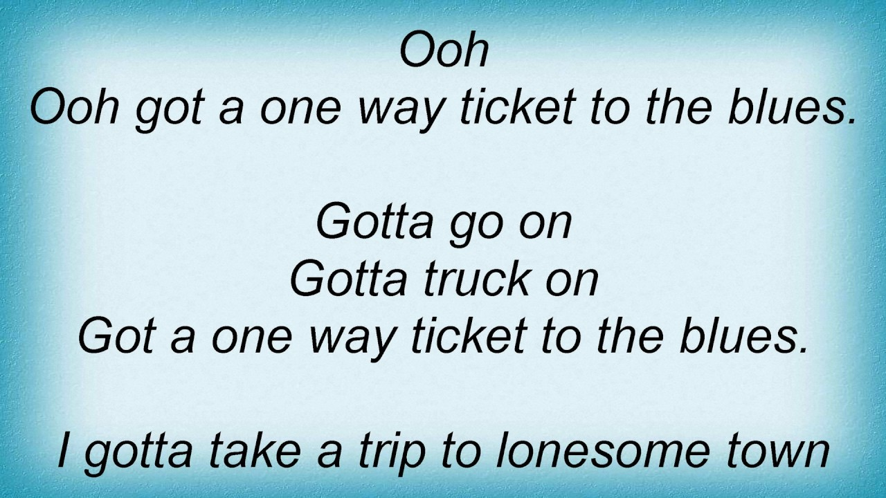 one way ticket eruption mp3 download