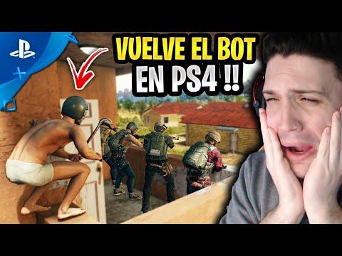 MI SEGUNDA VEZ JUGANDO PUBG EN PS4 !! 😂 VUELVE EL BOT De Las CONSOLAS? #2